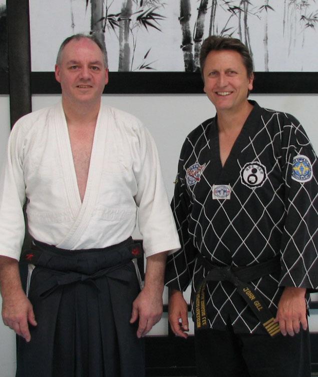 Mal McRae and John Gill