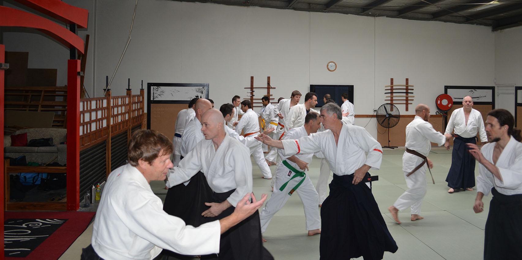 Exercises – Tai-no-henko